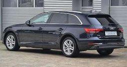 Audi A4 Avant 2,0 TDI Teilleder, Virtual Cockpit, Kamer