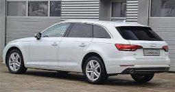 Audi A4 Avant 2,0 TDI Teilleder Virtual Kameras, el. Si