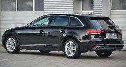 Audi A4 Avant 2,0 TDI Teilleder, Virtual Cockpit, Garan