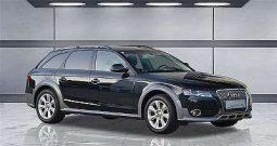 Audi A4 allroad 2,0 TDI quattro Navi Sportsitze Abg. Sc