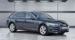 Audi A4 Avant 2,0 TDI S- Line S- Tronic, LED Virtual Co