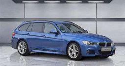 BMW 3er-Reihe 318 3er-Reihe M- Paket, AHK, nur 52 T