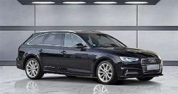 Audi A4 Avant 2,0 TDI S- Line Virtual, LED, 18 Zoll TOP