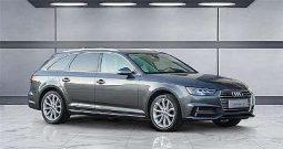 Audi A4 Avant 2,0 TDI S- Line Matrix LED 18 Zoll Massag
