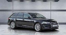 Audi A4 Avant 2,0 TDI S- Line S-Tronic AHK 18 Zoll LED!