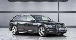 Audi A4 Avant 2,0 TDI S- Line 19 Zoll, LED nur 60 TKM !