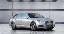 Audi A4 Avant 2,0 TDI Virtual, AHK, Teilleder, Kameras!